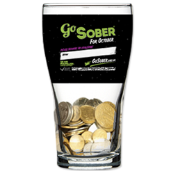 Support my Go Sober