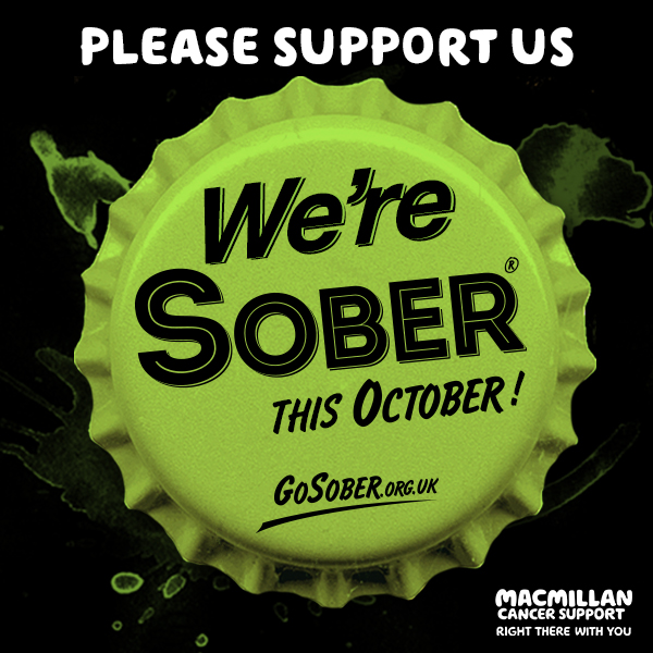 Support our Go Sober