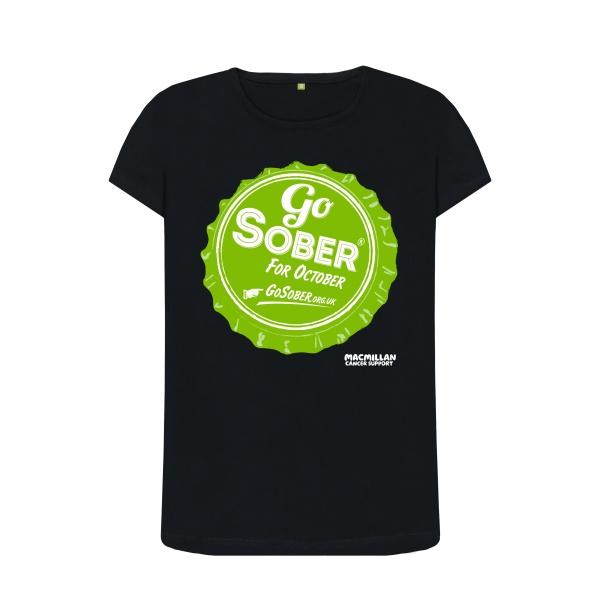 Women's Go Sober shirt