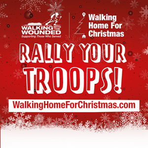 Rally your Troops Instagram image with website URL