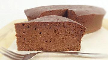 Small 5 ingredient choc cake 360x200