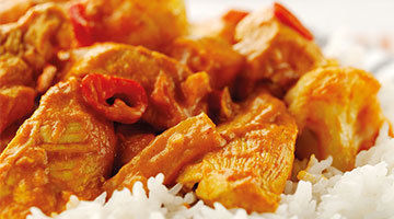 Small chicken curry 360x200