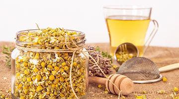 Small chamomile tea 360x200